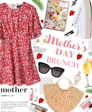 Mother's Day brunch 🍓 what would my mom wear