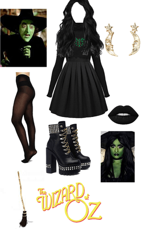 wizard of oz modern version-wicked witch of the east