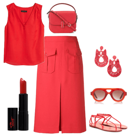 Casual - Red