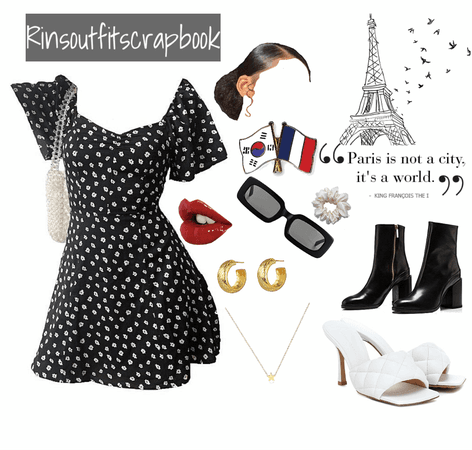 What I'd wear if I went to Paris 🇫🇷