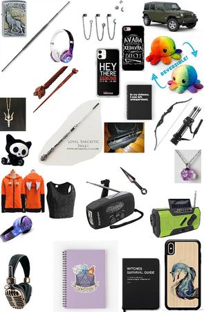 things I really want