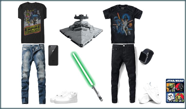 Star Wars fit
