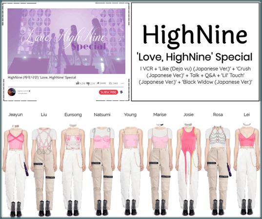 HighNine (하이 나인) 'Love, HighNine' Special