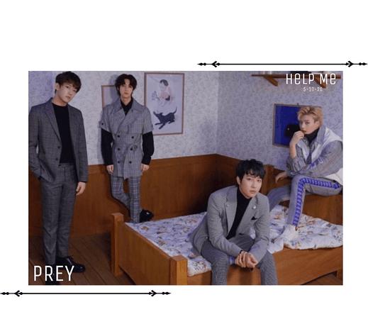 PREY//'Help Me' Group Teaser