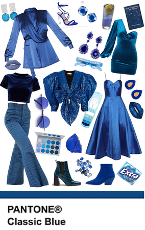 Classic blue always wins