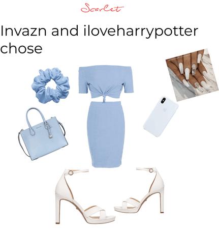 invazn and iloveharrypotter chose xxx