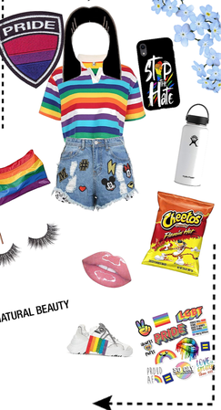 this a pride outfit