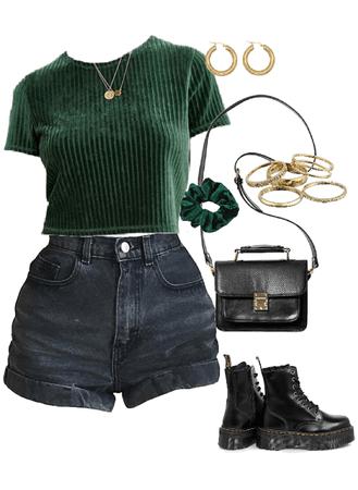 soft slytherin girl 🐍