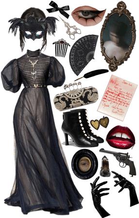 Gothic Masquerade Ball