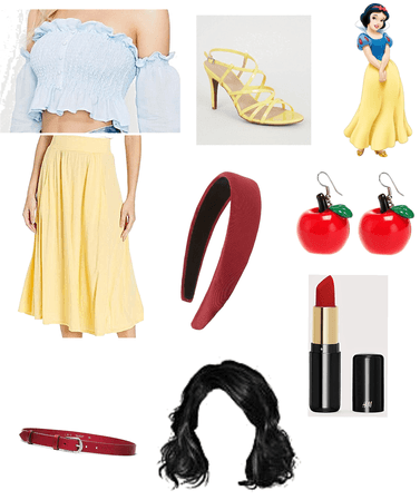 Snow White DisneyBounding
