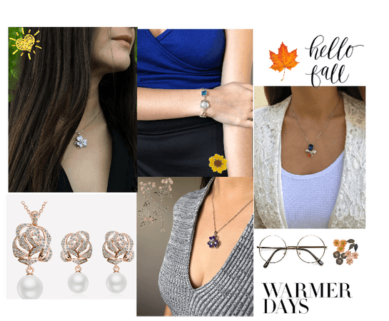 TO ALL THE JEWELRY TRENDS YOU SHOULD LOVE THIS FAL