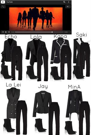 Black Dress teaser 1