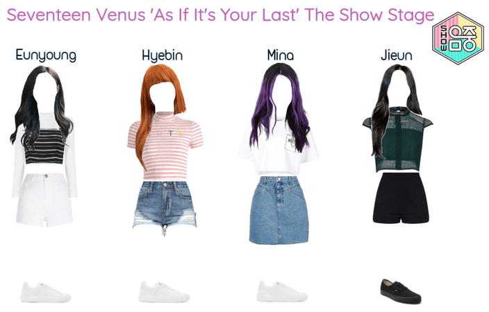 Seventeen Venus 'As If It's Your Last' The Show