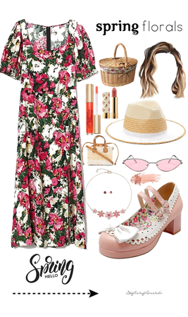 Style Mid Dress for Spring