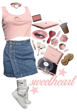 ⭐️ sweetheart
