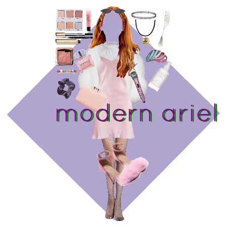 modern princesses: ariel
