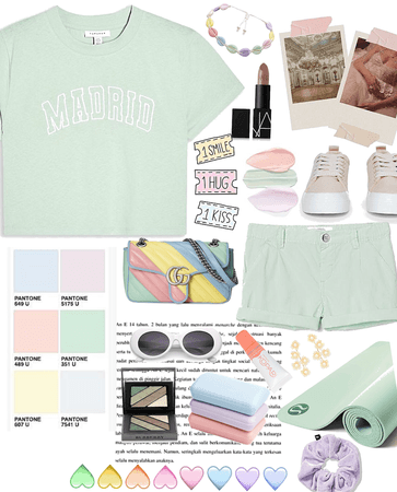 # muted pastels