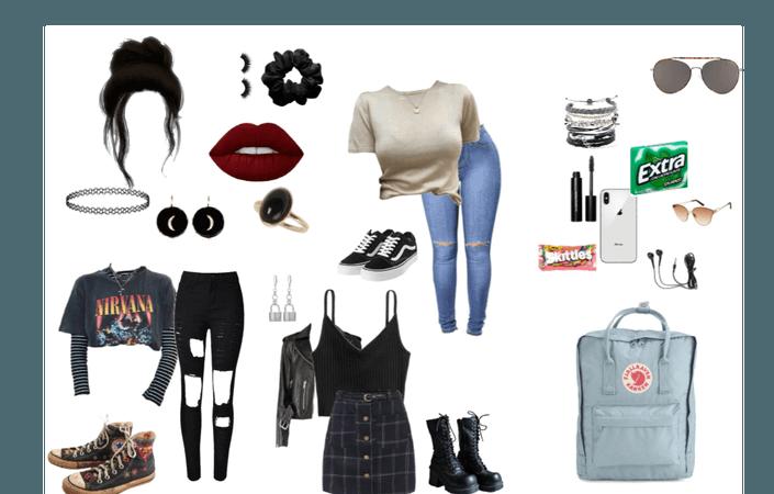 Elizabeth's wardrobe part 1