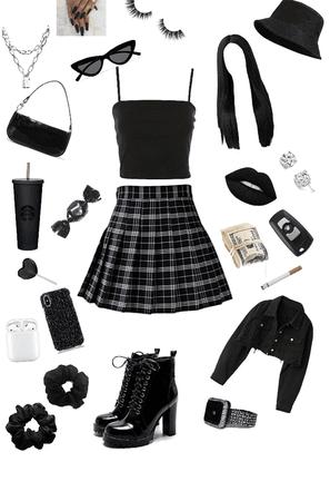black check 🖤