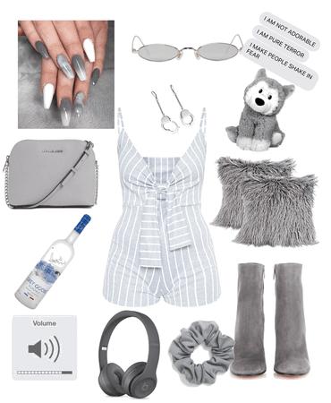grey idea