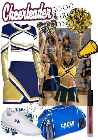 Princess Cheerleader