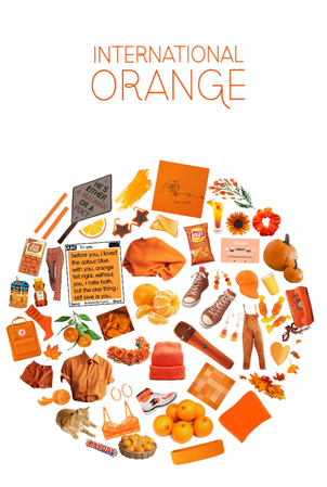 international orange