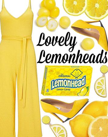 FALL 2020: Lovely Lemonheads