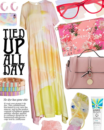 tied up all day | tie-dye