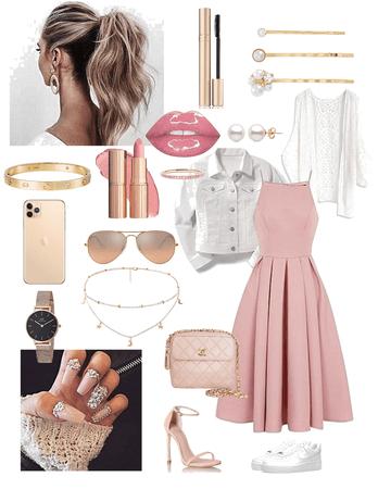 Rosa gold
