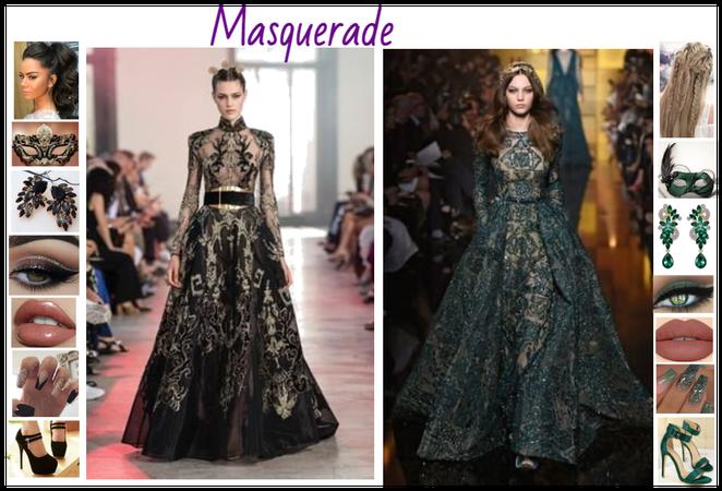 Masquerade: Ladies