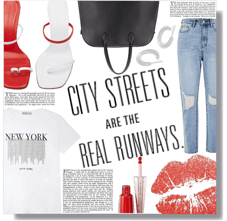 city streets are the real runways