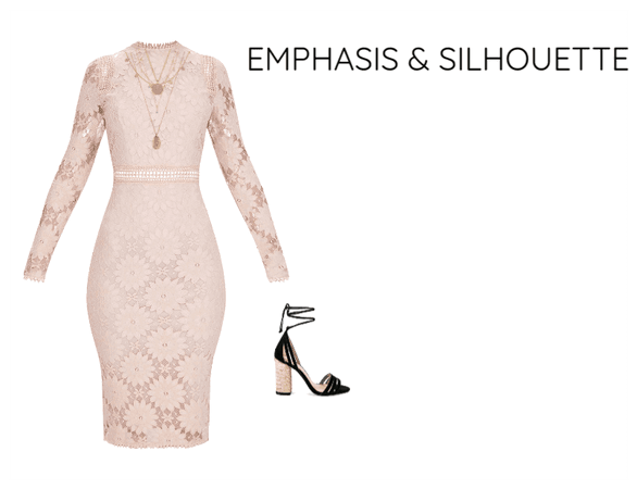 emphasis and silhouette