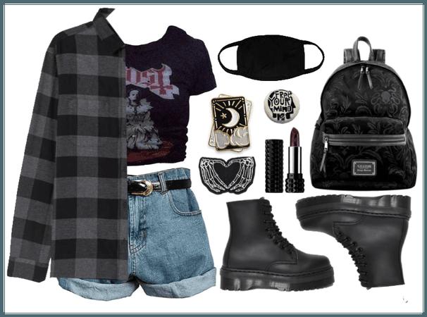Back To School: Grunge