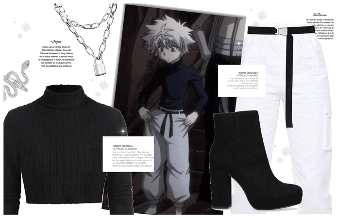 Killua inspired
