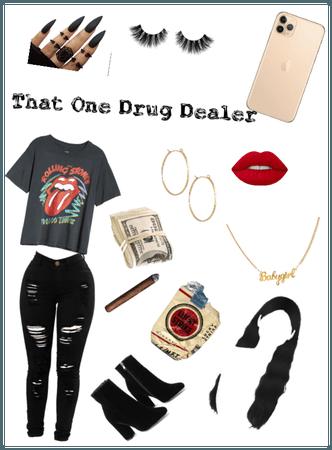 Female Drug Dealer