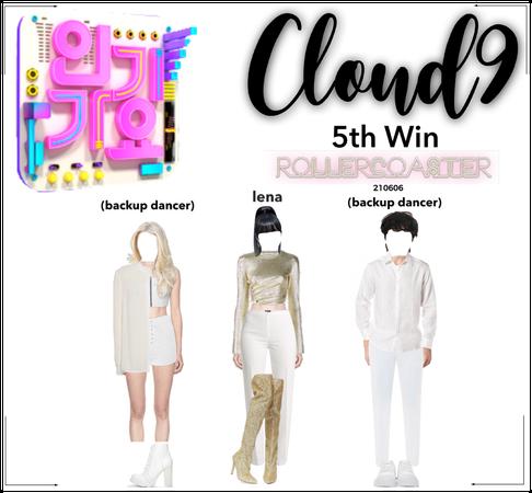 Cloud9 (구름아홉) | [INKIGAYO] 5th Win