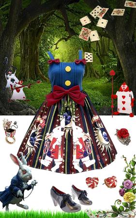 Lolita in Wonderland