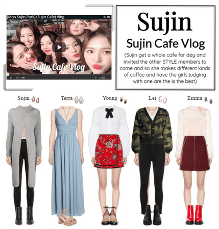 STYLE [Miss Sujin Park] Youtube Video