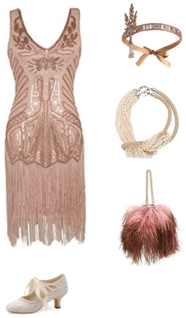 Flappers outfit