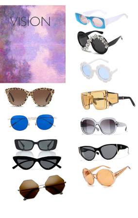 my sunglasses collectiin