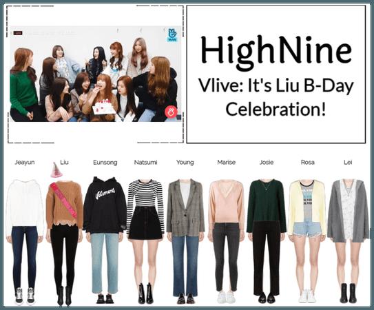 HighNine (하이 나인) V-App Livestream