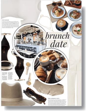 brunch date 🤎