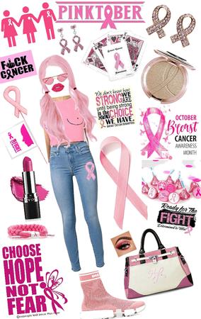 think pink 🔬🎀