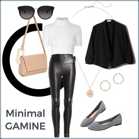 Minimal Gamine