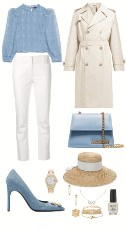 Spring paseo look