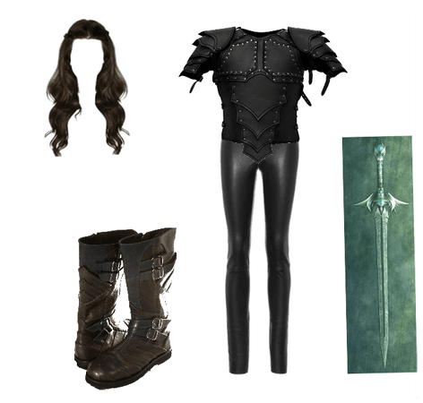 Outfit for - Loki - I'm Here, Love