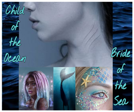 Child of the Ocean, Bride of the Sea