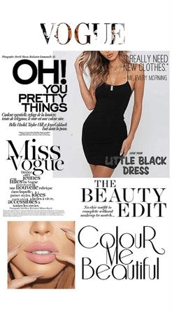 Vogue Magazine Cover Pt2