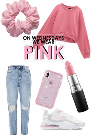 2 much pink