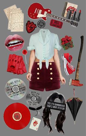 Marceline the Vampire Teen